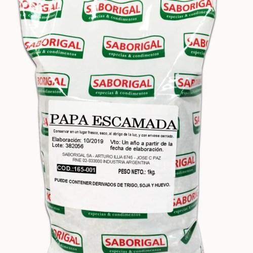 Papa en escamas por 1 Kg