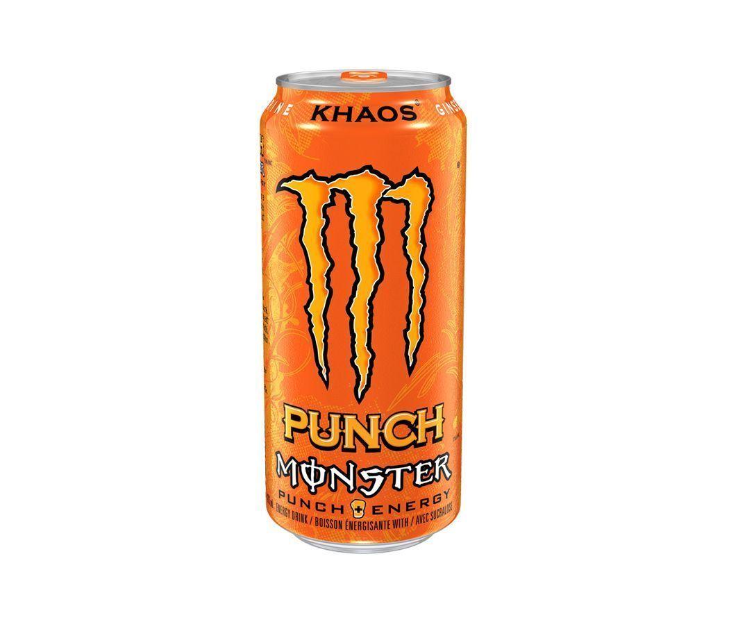 Bebida energizante Monster Punch