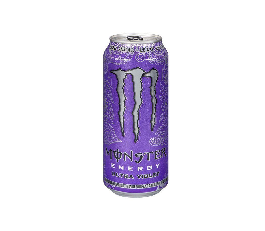 Monster zero calories