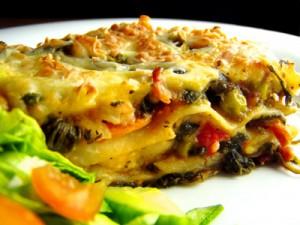 Como Hacer Lasagna Vegetariana  Sabor Universal
