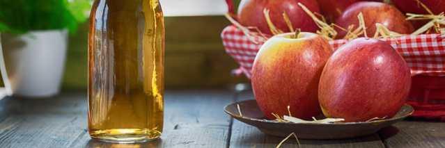 Vinagre de manzana, un aliado excepcional