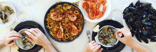 Delicias del mar: recetas de mariscos para hacer en casa