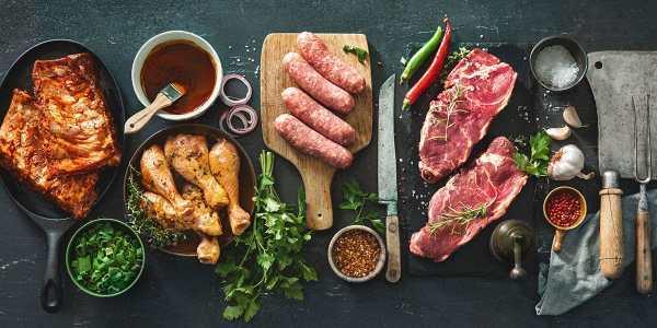 Sazona tu carne para cocinar a la parrilla