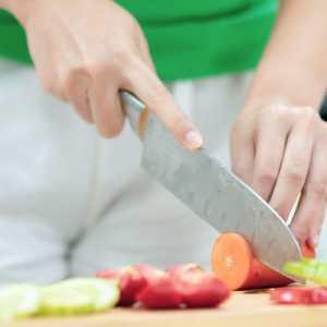 Tipos de cuchillos y su uso correcto