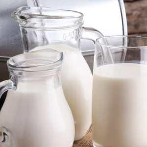 Propiedades de la leche organica