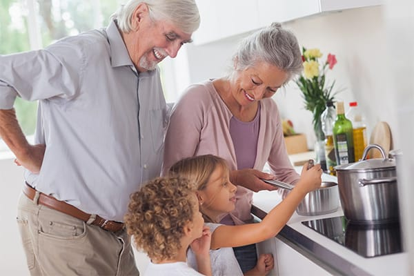 ¿Quién no ama la sazón de la abuela?