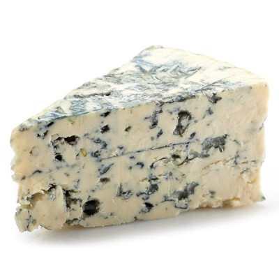 Un queso azul