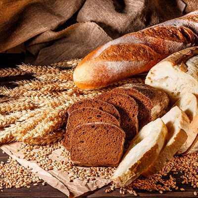 Porciones de alimentos que debemos consumir - Cereales