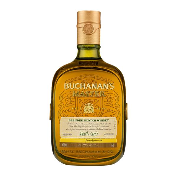 Whisky Buchanan's Master escocés 750 ml