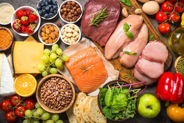 alimentos prohibidos en la dieta keto