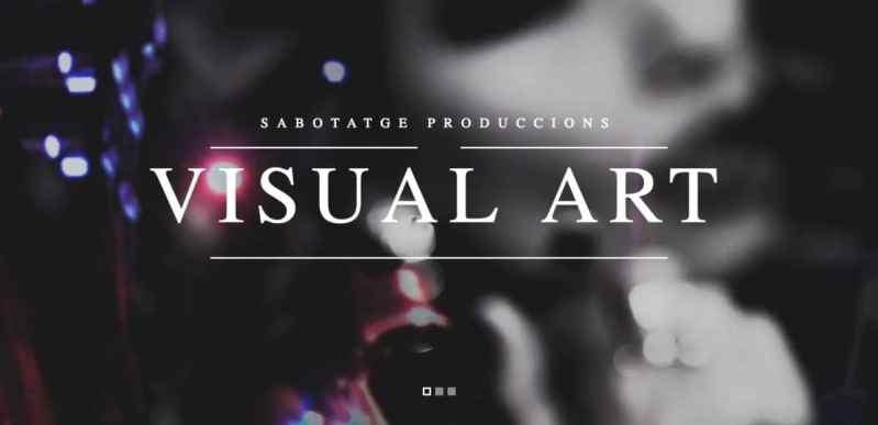 Sabotatge Produccions Visual art