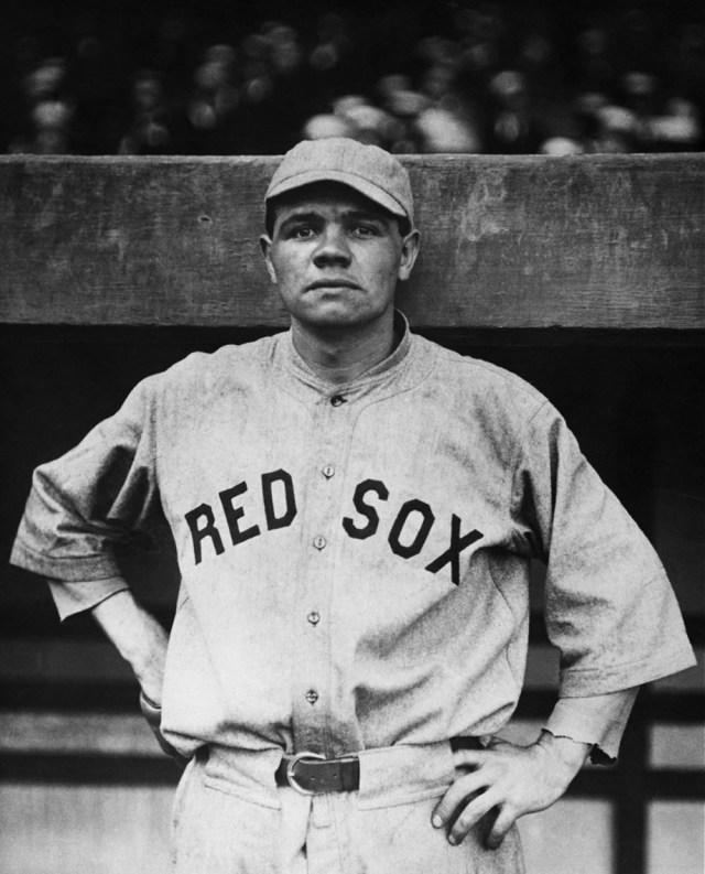 July 11, 1914: Babe Ruth makes his major-league debut with Red Sox –  Society for American Baseball Research
