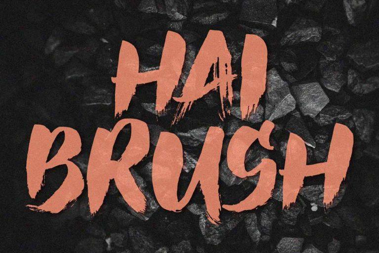Preview image of Hai Brush