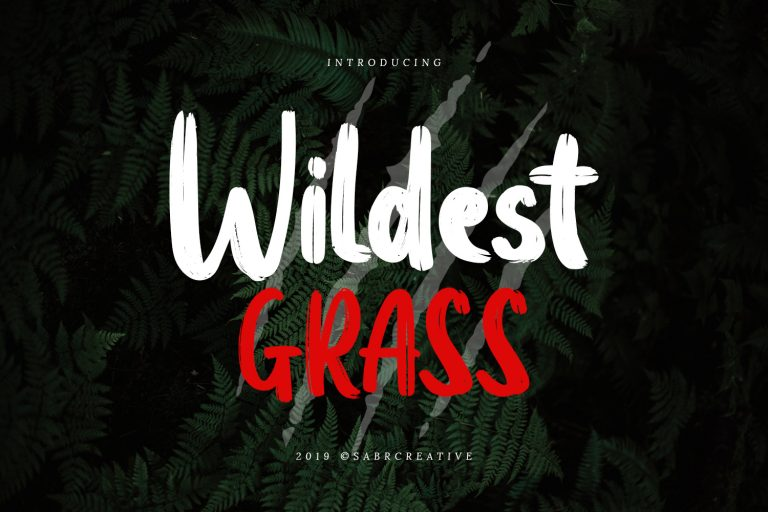 Preview image of Wildest Grass