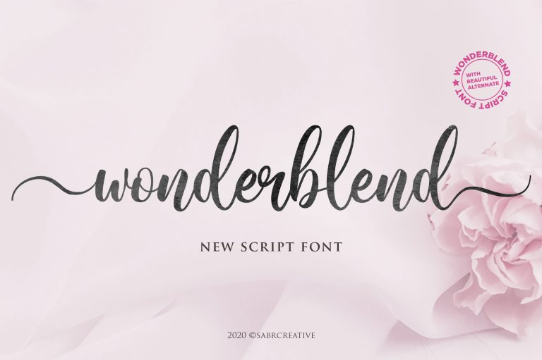 Preview image of Wonderblend