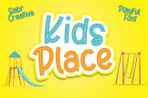Last preview image of Kids Place