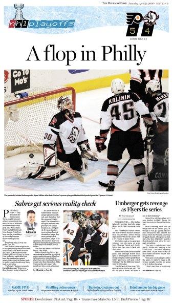Headline after Game 4
