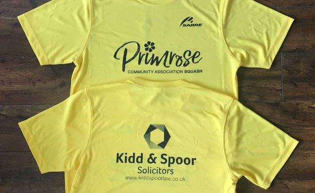 2019/20 Primrose Squash 4th Team