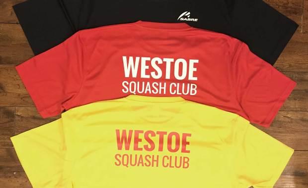 Westoe Squash Team