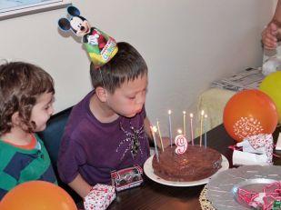 Birthday Cake 900/10 STCU