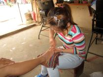 Laos Pedicure
