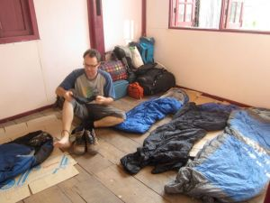 Couchsurfing - without the couch