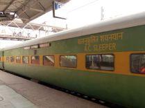 3AC - Nagpur Station