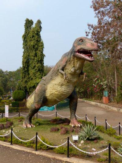 T-Rex stalks Nagpur