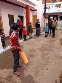 Australia v India Street Cricket
