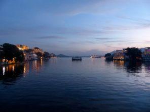 Lake Pichola twilight