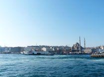 Boating on the Bosphorus