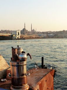 Cay by the Golden Horn