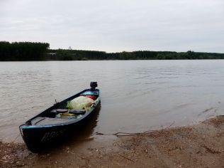 The Danube, near Ruse