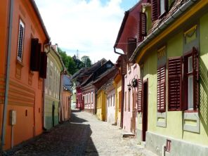 Old town 1 - Sighisoara