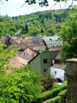 Old town view - Sighisoara