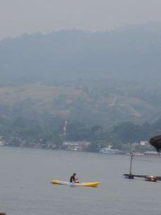 Graham kayaking