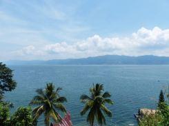 View of Toba from Ambarita
