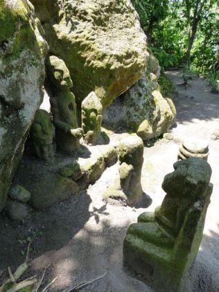 Stone statue 3