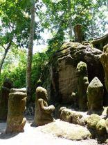 Stone statue 8