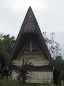 Batak architecture 2