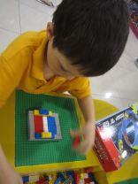 Felix's lego creation
