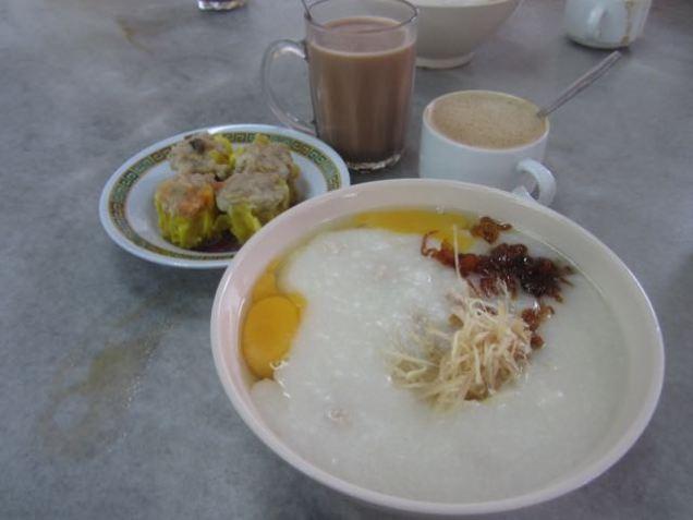 Ho Kee Pau - congee