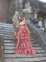 Balinese Wedding Couple
