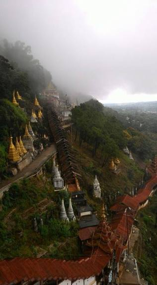 The Pindaya Caves, Shan State