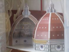 Paper Model of the Duomo