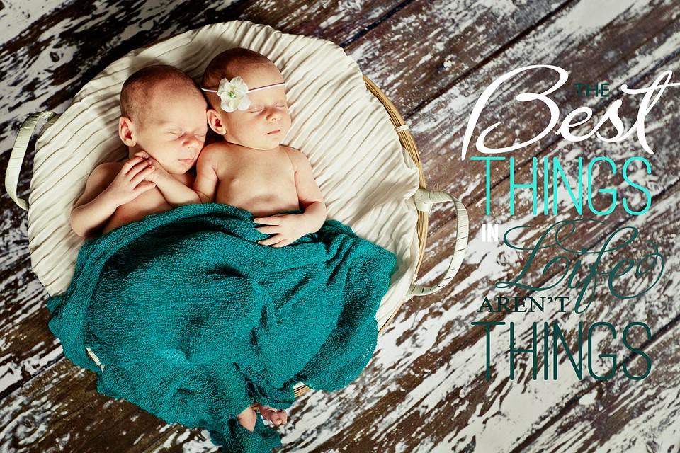 Doppeltes Glck  Zwillingsfotos  Babyfotograf Freising  Fotografie Sabrina Beerbaum