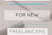 5 Tips for New Freelancers