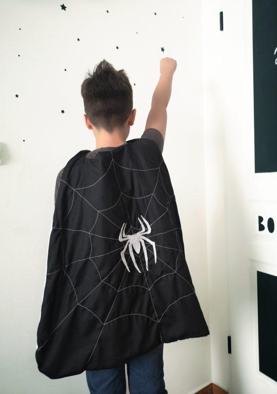 Cape Spiderman dos