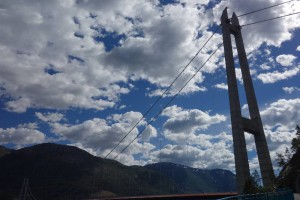 Hardangervidda Brücke