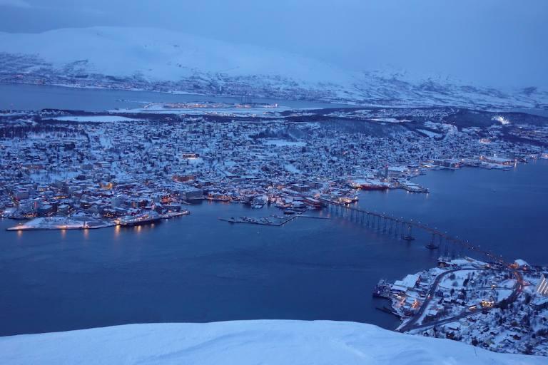 Tromso Aussicht